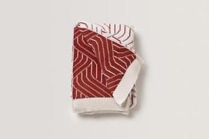 Baby-Cot-Blanket-100-CottonToddler-soft-Newborn-Strada-design-Garbo-amp-Friends