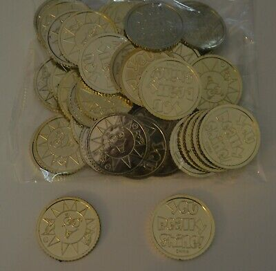 288 coins You Made Me Smile 5 Colors Kindness Coin Incentive Coins