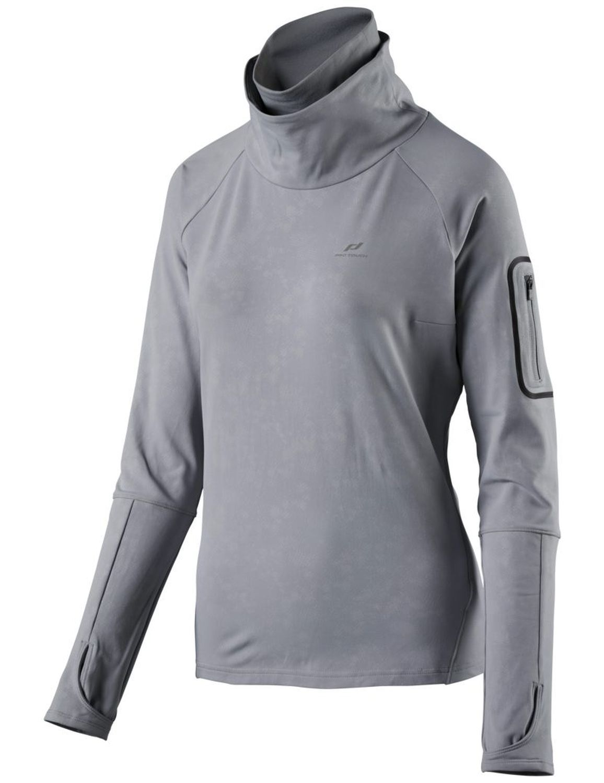 Pro Touch Camiseta de Correr de women Camisa Manga Larga Ruanna IV silver Aop
