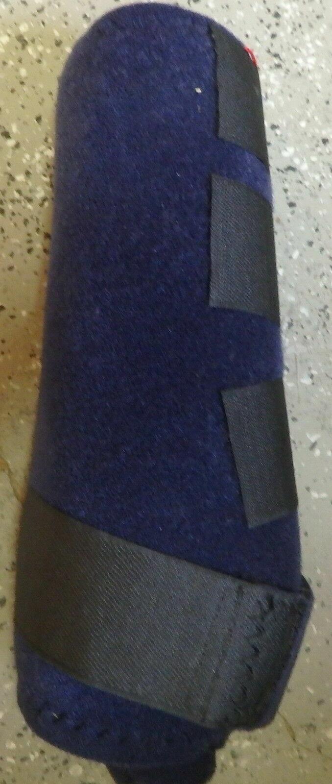 Kavalkade Fesselkopf Neoprengamaschen Art.32203 blau Gr.L Gr.L Gr.L 58467f