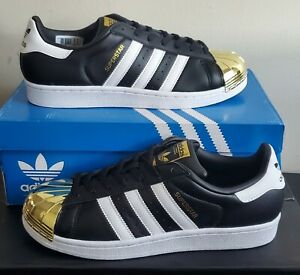 Details about NEW AUTHENTIC WOMEN'S ADIDAS ORIGINALS SUPERSTAR 80S METAL TOE SHOES US 8.5