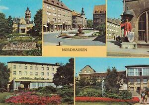 Nordhausen-Ansichtskarte-ungelaufen