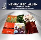 6 Classic Albums von Henry Red Allen (2014)