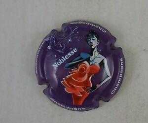 capsule champagne générique NABU cuvée SUBTILITE fond violet