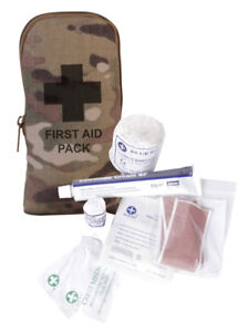 KOMBAT-TACTICAL-SMALL-FIRST-AID-KIT-MEDIC-WEBBING-POUCH-600D-BTP-CAMO-PLASTERS