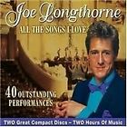 Joe Longthorne - All the Songs I Love (2005)