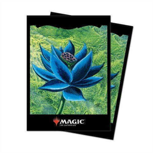 100ct Magic the Gathering Black Lotus, Ultra Pro Standard Deck Protector