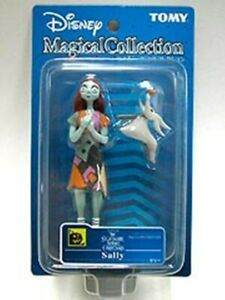 RARE BOX Figure SALLY Nightmare Before Christmas TOMY MAGICAL COLLECTION 114 JAP