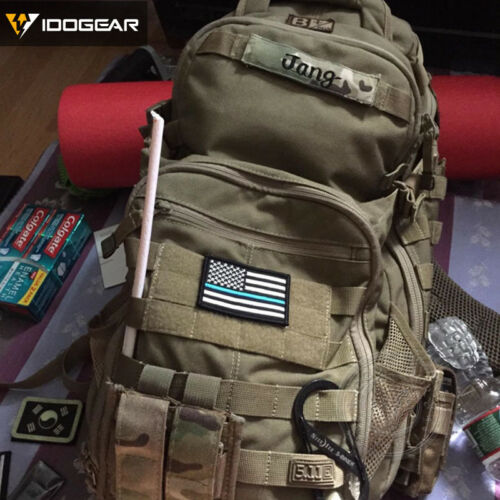 IDOGEAR US Flag Tactical Patch Embroided Morale Patch Marker Badge Airsoft