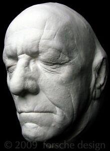 Trevor-Howard-Life-Mask-Bust-Cast-Superman-Mutiny-on-the-Bounty-The-Third-Man