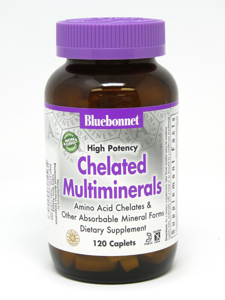 Albion Potency Chelated MultiMinerals