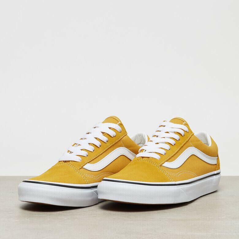 Vans Old Skool EU44,5 UK10 | Yolk YellowTrue White | VN0A38G1VRQ1 era oldschool