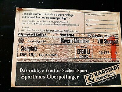 Vfb Bayern Tickets