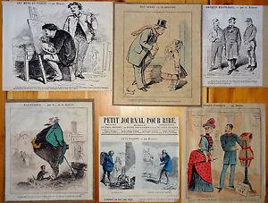 Bertall-Grevin-Randon-Ancourt-Draner-Petit-Journal-Pour-Rire-Humour