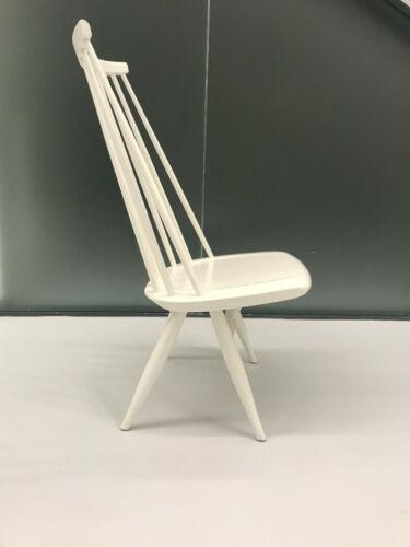 Artek mademoiselle white modern chair living room