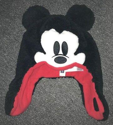 2019 Ultimo Disegno Baby Gap Nuovo Di Zecca Disney Mickey Mouse Cappello In Pile. Taglia Small 51 Cm-mostra Il Titolo Originale