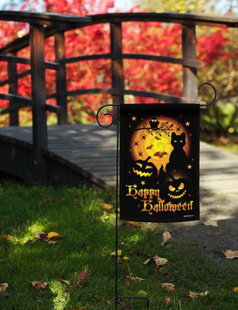 Toland Home Garden 1110561 Scary Halloween Garden Flag 12 5 X 18 In For Sale Online Ebay
