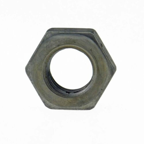 Sechskantmuttern niedrige Form DIN 936 22 H Stahl blank Feingewinde