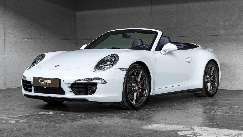 Porsche 911 Carrera 4S 3,8 Cabriolet PDK 2d - 9.050 kr.