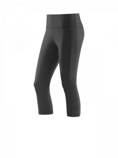 Joy Sportswear Damen Body Fit Stretch Sport Fitness 3/4 Hose Susanna Schwarz