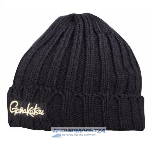 GAMAKATSU Strickmütze mit Fleece-Futter WARM Angel-Mütze Wintermütze Beanie-Hat