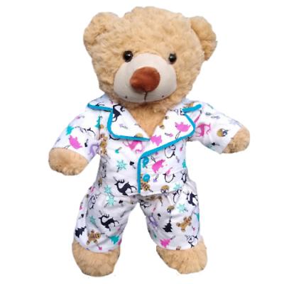 "16/""//40cm BUILD your own TEDDY BEAR CLOTHES BIRTHDAY GIRL CUPCAKE DRESS"