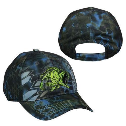 KRYPTEK CAMO BONEFISH FISHING HAT ADULT BON-020-K401//701 CAP