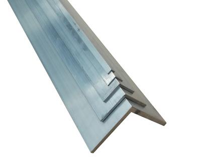 Aluwinkel Winkel Länge 1500mm 150cm von 10x10x2mm bis 100x100x10mm AlMgSi0,5
