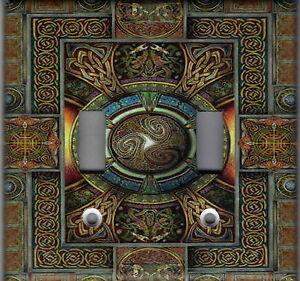 Image Is Loading Celtic Knot Medallion Tile Print Home Wall Decor
