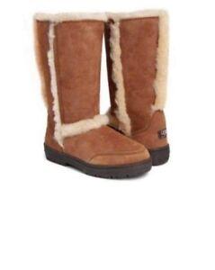 fc9384f6448 Details about UGG Australia Sundance Waterproof Chestnut Boot Women's sizes  6 NEW