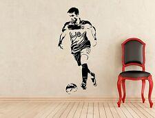 Neymar Wall Decal Barcelona Football Player Vinyl Sticker Decor Mural (471n)