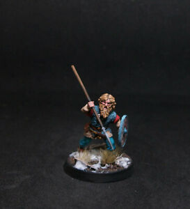 BMA-PRO-PAINTED-VIKING-WARRIOR-Selby-28mm-SAGA-Dark-Ages