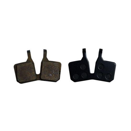 Metallic For Magura MT5 and MT7 4-Piston 4 Pairs Bicycle Disc Brake Pads Semi