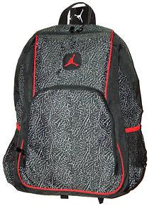 68951c24ea01 Nike Air Jordan Jumpman Flight Laptop Bottle Leopard Design School ...