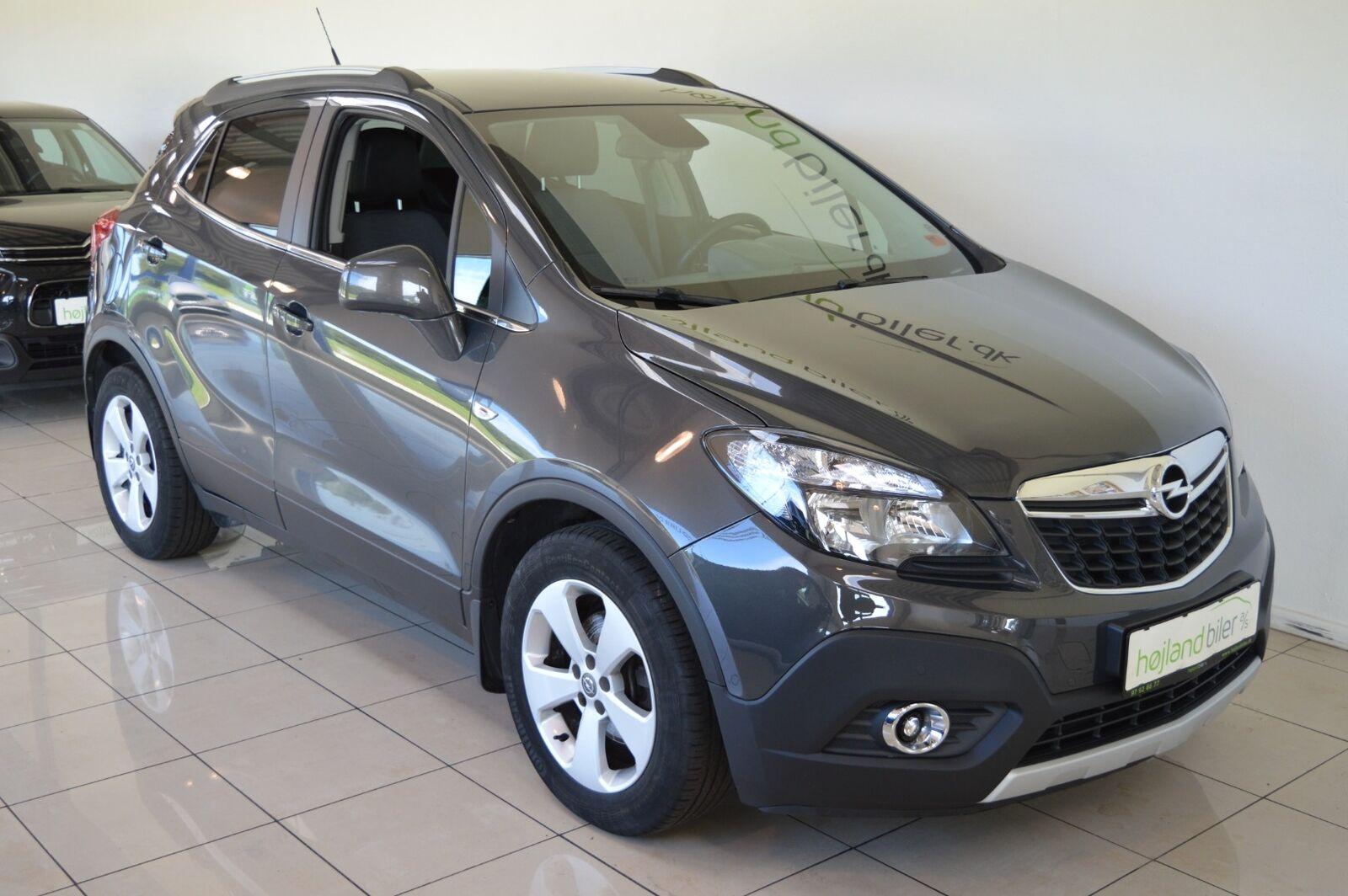 Opel Mokka 1,4 T 140 Cosmo 5d - 144.900 kr.
