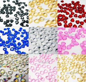 Wedding-Table-Confetti-Hearts-Diamond-Acrylic-Crystals-Diamante-Gem-Party-Decor