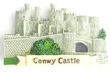 Walisischer Souvenire Conwy Schloss Kühlschrank-magnet