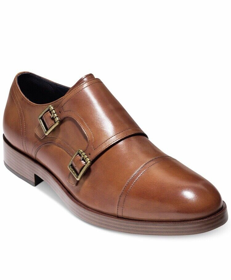 Col Haan Para Hombre Henry Grand Double-Monk Strap Oxford