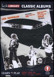 apprendre led zeppelin guitare,