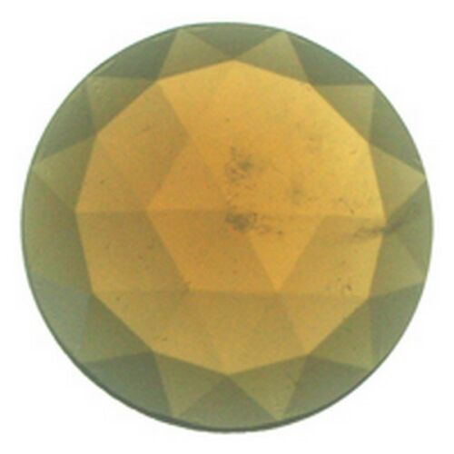 Jewels -JEWEL-25mm ROUND-OPAL Stained Glass Supplies 3565 FREE SHIPPING