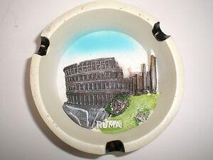 ROM Colosseum  Aschenbecher 8 cm,Souvenir Italien,NEU