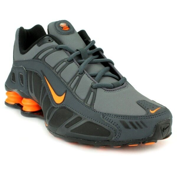 premium selection 6e2a8 2ee88 Nike Shox Turbo 3.2 SL Mens Running Shoes SNEAKERS Grey 455541-080 6 for  sale online   eBay