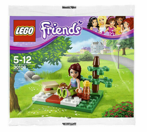 Lego 30108 Friends Mia Picnic sealed polybag