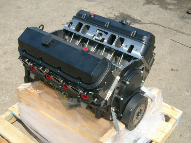 New Vortec Gen VI V 7.4L V8 Marine Motor 1976-Up 7.4,454,GM Marine Base Engine