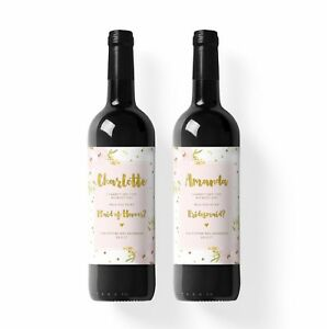 PERSONALISED-WATERPROOF-WINE-LABEL-FAUX-GOLD-CONFETTI-BRIDESMAID-MOH-PROPOSAL