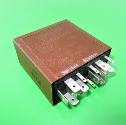 314-Audi VW Brown-389 Control Wiper// Washing Relay Module 4B0955531C UH2 72WA403