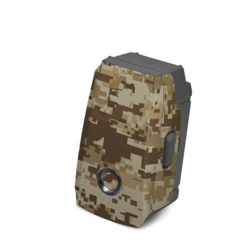 Sticker Skin Decal DJI Mavic 2 Battery Wrap Coyote Camo