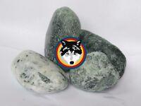 Kristall Grün 40-80 Mm Steine Edelsplitt Zierkiese 25 Sack
