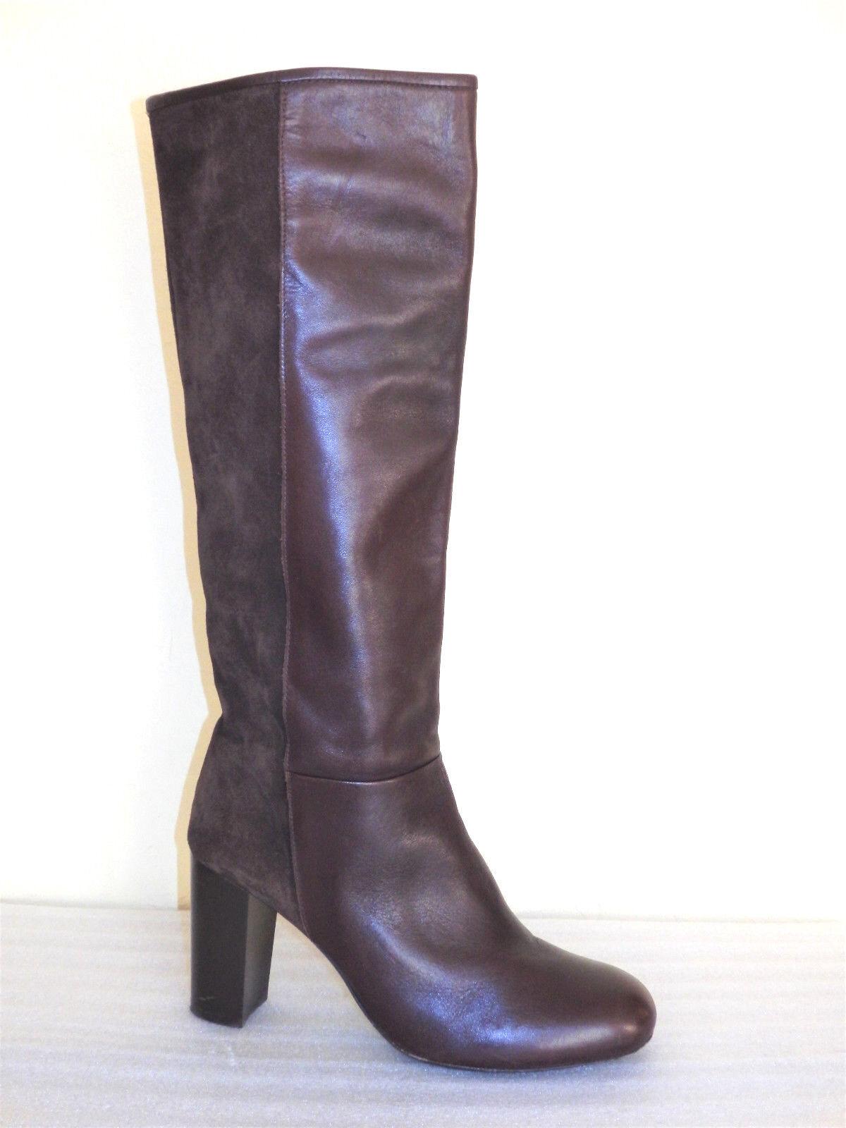 Claudie Pierröd - stövlar - läder och mocka - - - Storlek 40 - Autentic  försäljning