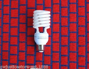 Natural Fluorescent Grow Light Bulb 1750 Lumen Full